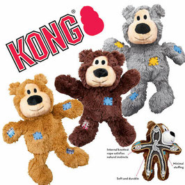 Hundespielzeug Kong Wild Knots Bear XL