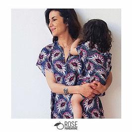 Robe jellabah mère/fille