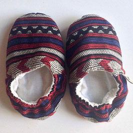 Slippers ethnique enfant/adulte