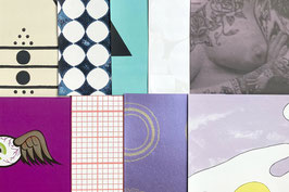 Wallpaper samples - Échantillons de papier peint