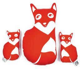 Fuchsfamilie - DIY Näh Set