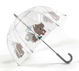 Elefanten - Kinderregenschirm