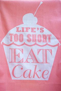 Eat Cake - Geschirrhandtuch