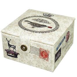 Vogelbote - Schmuckbox