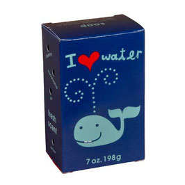 I Love Water - Seife