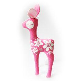 Reh (pink) - DIY Näh Set