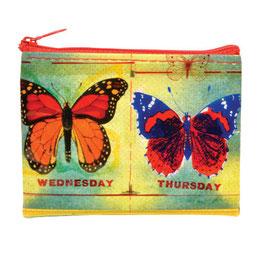 Butterflies - Kleines Täschchen