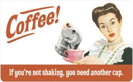 Coffee! - Frühstücksbrettchen