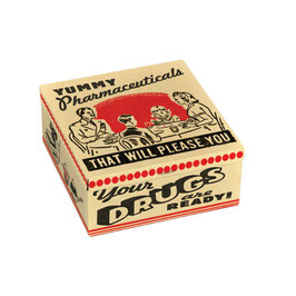 Yummy Pharmaceuticals - Petite Cigar Box