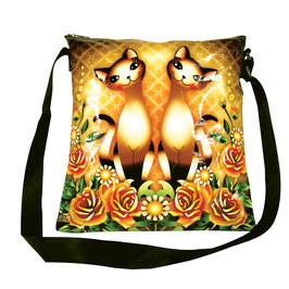 Cats - Messenger Bag