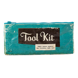 Tool Kit - Federtasche/Kosmetiktasche