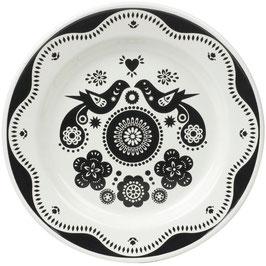 Folklore - Emaille Teller