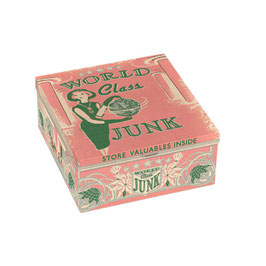 World Class Junk - Petite Cigar Box