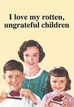 I Love My ... Children - Magnet