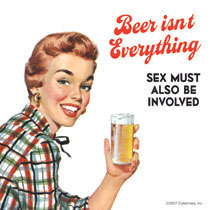 Beer isn´t Everything... - Untersetzer