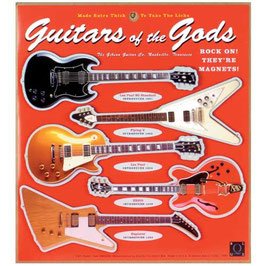 Guitars Of The Gods - Magnetset