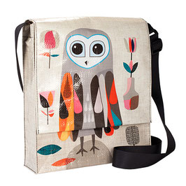 Hoo's Next - Messenger Bag