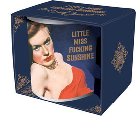 Little Miss F ... Sunshine - Tasse