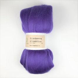 09 Dunkel-Violett Merino 19.5mic