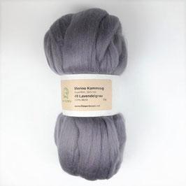 49 Lavendelgrau Merino 19.5mic