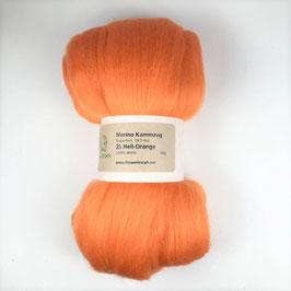 21 Hell-Orange Merino 19.5mic