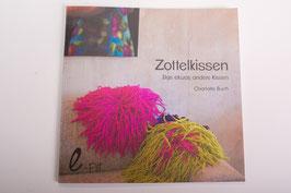 Buch: Zottelkissen - Das etwas andere Kissen
