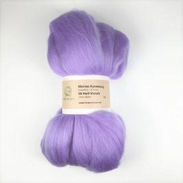 08 Hell-Violett Merino 19.5mic