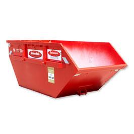 Baurestmasse-Container 7 m³