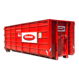 Altholz-Abroll-Container 30 m³