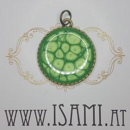 anhänger - baum des lebens - smaragd