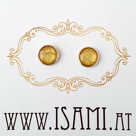 ohrringe - klein - gold