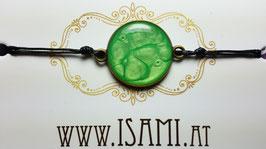 armband - groß - smaragd