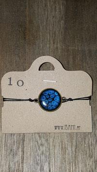 armband - groß - dunkelblau