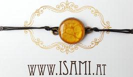 Armband - klein - gelb