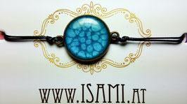 armband - groß - meeresblau
