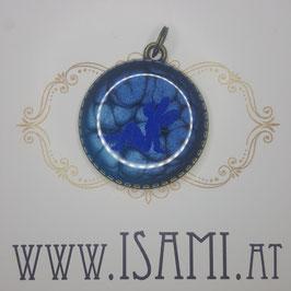 Baum des Lebens - blau - Elfe