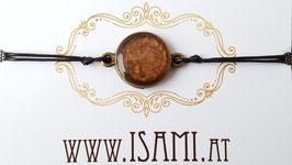 armband - klein - kastanie