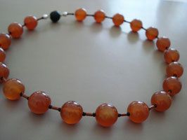 Karneol orange