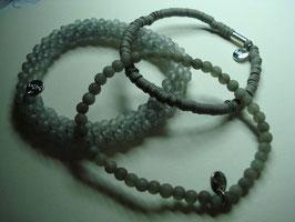 SET - 3 Armbänder auf Elastikband für Erwachsene (A11)