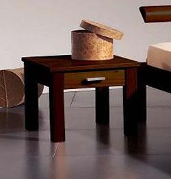 Nachttisch Pinie Massivholz