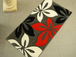 Moderner Blumenteppich