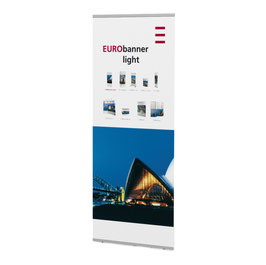 EURObanner LIGHT Banner Display