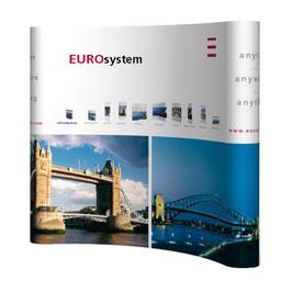 EUROsystem 3x3 gebogen