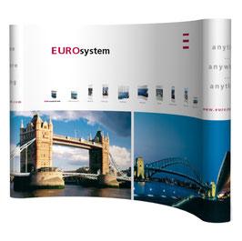 EUROsystem 4x3 gebogen