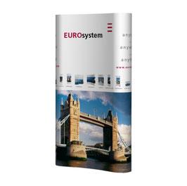 EUROsystem 1x3 gebogen
