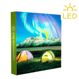 XPERIENCE 3x3 LED Leuchtwand
