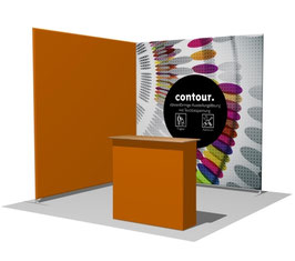 CONTOUR Messestand 01