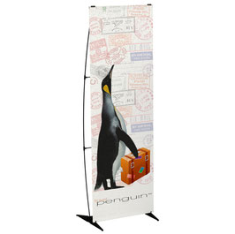 TRAVEL PENGUIN Banner Display