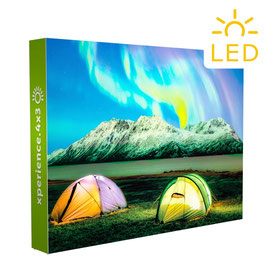 XPERIENCE 4x3 LED Leuchtwand