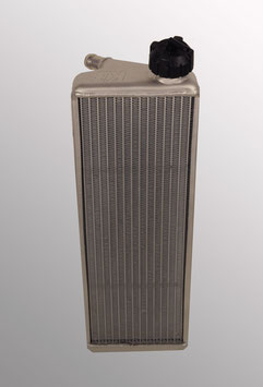 KJ001 Radiatore completo di staffe 395x150x40